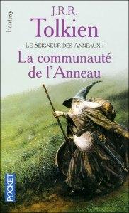 J.R.R. Tolkien - La communauté de l'Anneau