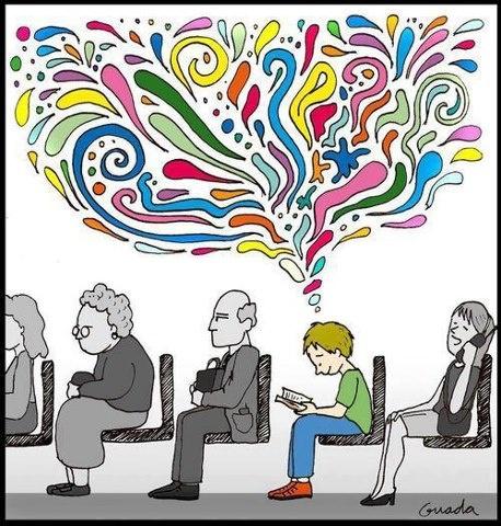La magie des livres... by Guada