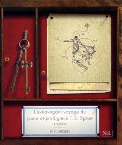 Reif Larsen - L'extravagant voyage du jeune et prodigieux T.S. Spivet