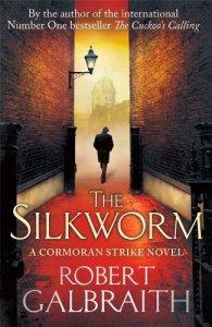 Robert Galbraith - The Silkworm