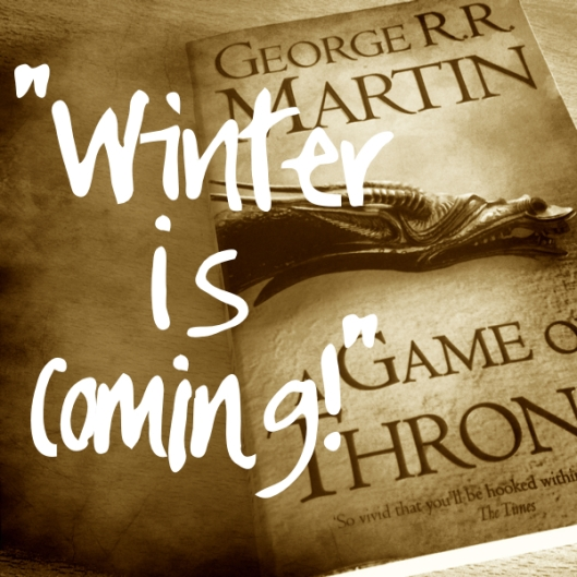 Citation GRR Martin - A Game of Thrones 1