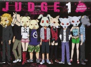 Yoshiki Tonogai - Judge