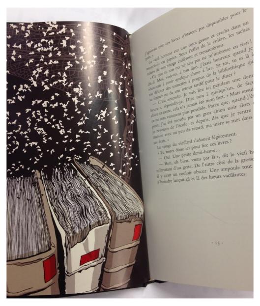 Haruki Murakami - L'étrange bibliothèque - Pages intérieures 2