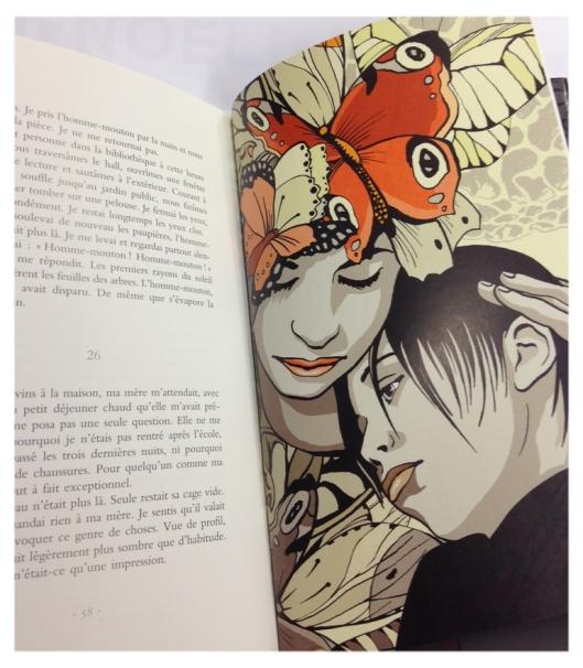 Haruki Murakami - L'étrange bibliothèque - Pages intérieures