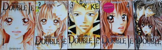 Double Je - Reiko Momochi 2