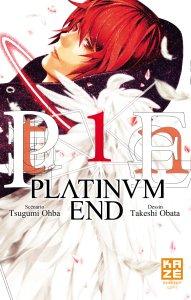 Takeshi Obata et Tsugumi Ohba - Platinum End
