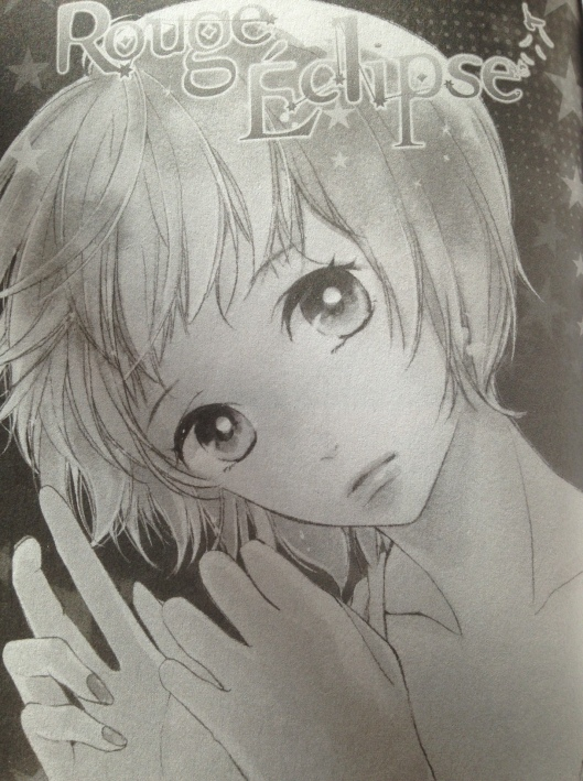 Rouge Eclipse - Shiki Kawabata