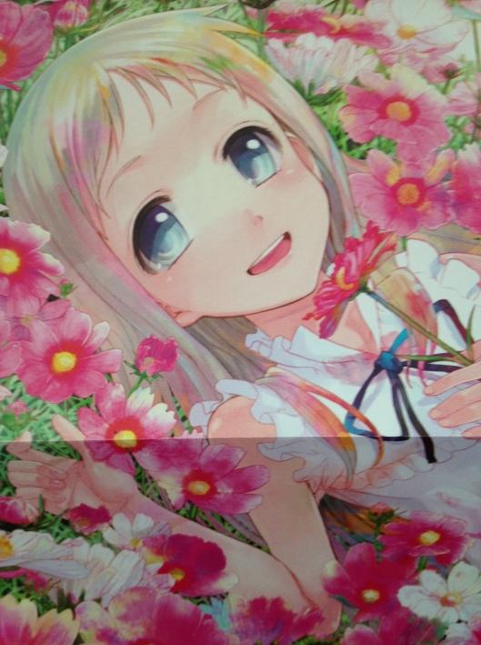 Ano Hana 3 - Mitsu Izumi
