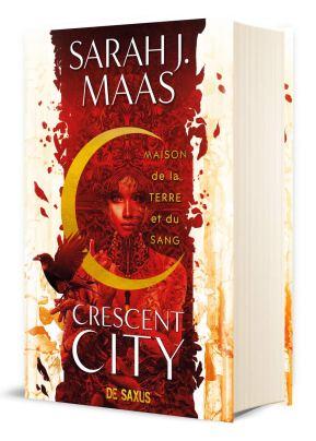 Sarah J.Maas - Crescent City